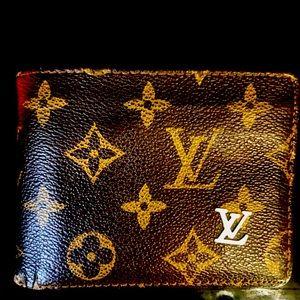 Louis Vuitton Multiple Mens Wallet Preowned